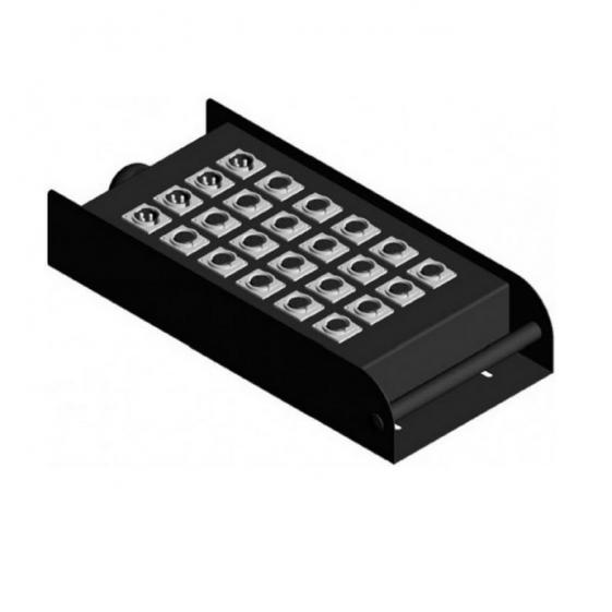 Procab MSB 20.4 Сценическая коммутационная коробка MSB 20.4 Сценическая коммутационная коробка