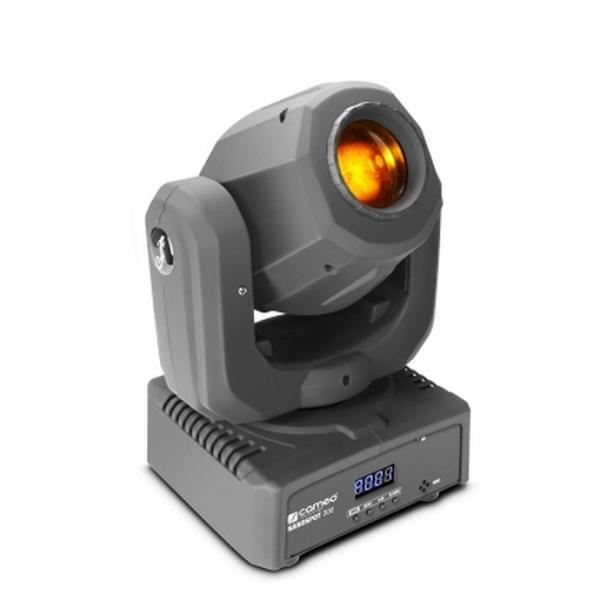 Cameo NANOSPOT 300 вращающаяся голова 30 W Mini LED