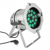 Cameo PAR 64 CAN прожектор 18 x 8 W QUAD Color LED PAR Can RGBW PS
