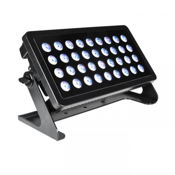 MUSIC & LIGHTS SOLAR LED-прожектор 36x8W IP65 с W-DMX