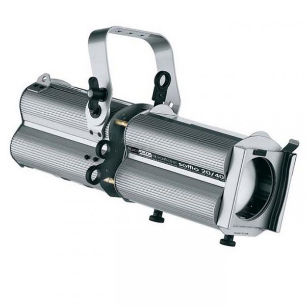 LDR SOFFIO 20/40 150 W профильный прожектор рассеянного света