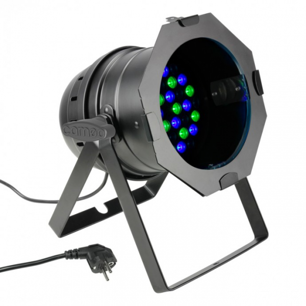 Cameo PAR 64 CAN прожектор 36x3W LED PAR Can RGB