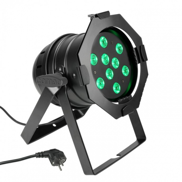 Cameo PAR 56 CAN прожектор 9x3W TRI Colour LED PAR Can RGB BS