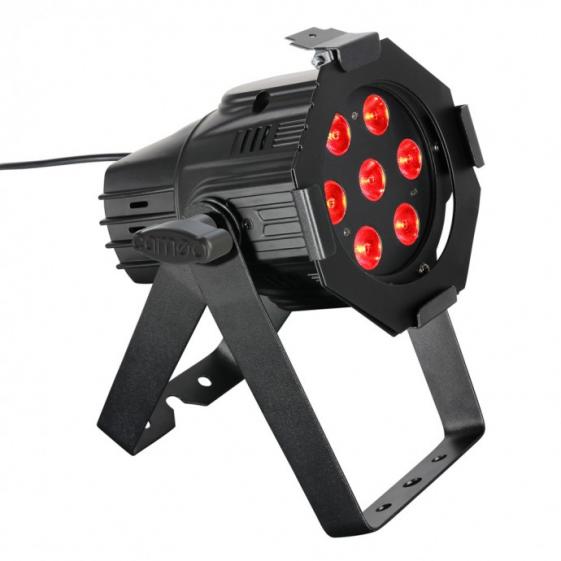 Cameo Studio Mini PAR TRI 3W прожектор 7x3 Вт TRI Color LED PAR