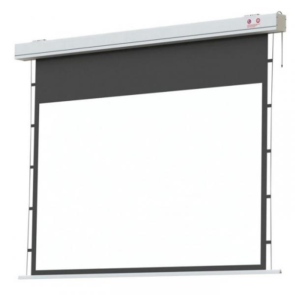 MW JT Motors Cineroll Pro Tab-Tension моторизированный экран с боковым натяжением
