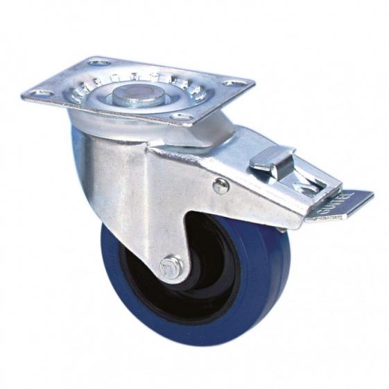 Adam Hall 37024 колесо поворотное с тормозом
