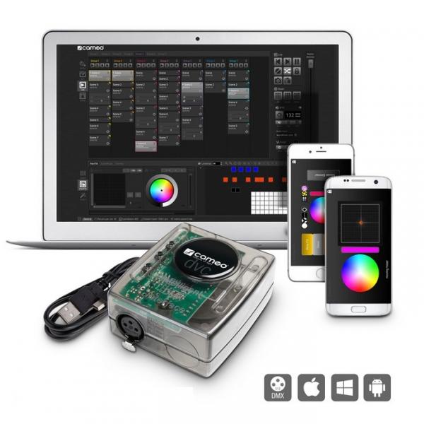 Cameo DVC Контроллер для управления светом