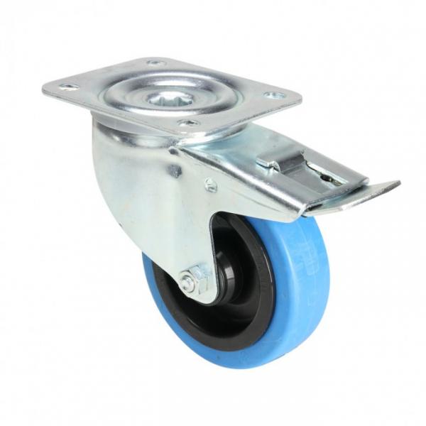 Adam Hall 37034 колесо поворотное с тормозом