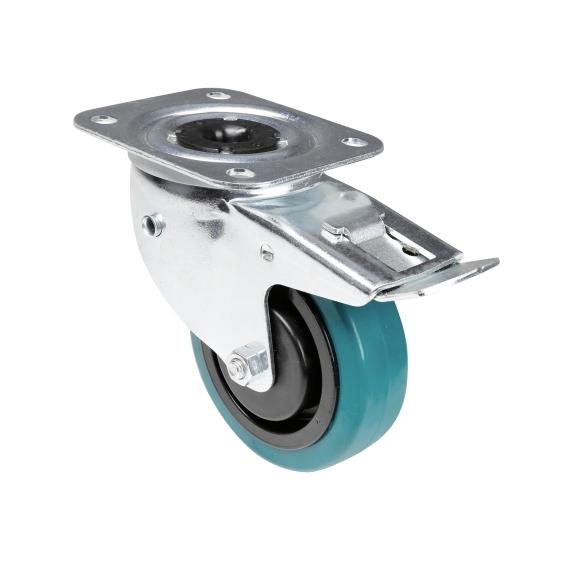 Adam Hall 37038 колесо поворотное с тормозом
