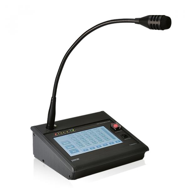 PASO TSB8500-V Микрофонная станция для экстренных объявлений для систем СОУЭ