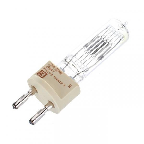 Philips CP/75 2000W/230V/G22 лампа галогенная
