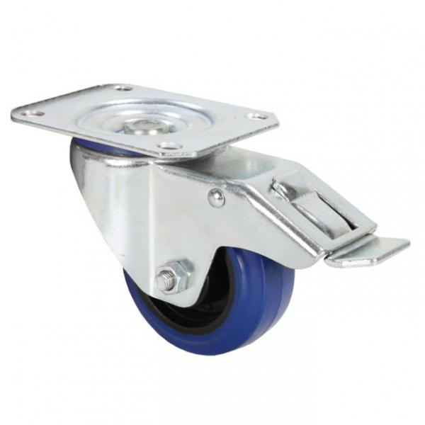 Adam Hall 372091 колесо поворотное с тормозом