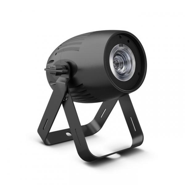 Cameo Q-SPOT 40 CW прожектор 40W WW LED (black)