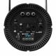 Cameo H2 FC прожектор RGBAL LED с DMX управлением 180W (black)