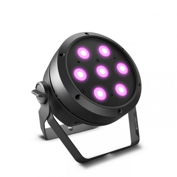 Cameo ROOT PAR 4 прожектор 7x4W RGBW PAR