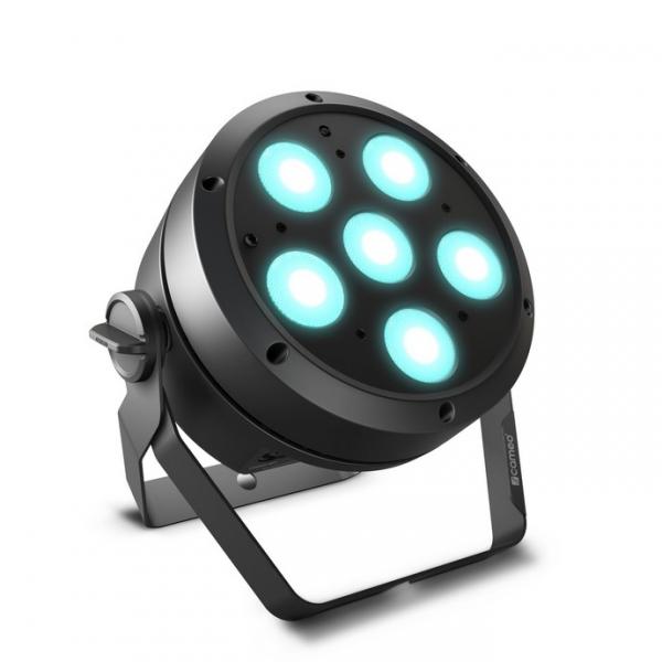 Cameo ROOT PAR 6 прожектор 6x12W RGBWA+UV PAR