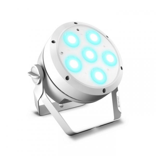 Cameo ROOT PAR 6 WH прожектор 6x12W RGBWA+UV PAR