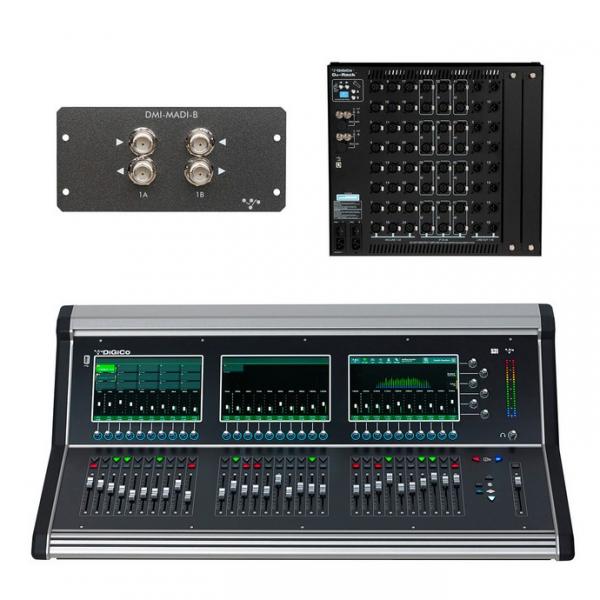 DiGiCo S31 / D2 RACK SYSTEM- BNC Цифровая микшерная система