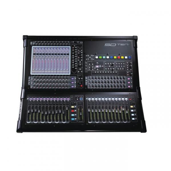 DiGiCo SD10-24 WS ST, MADI / ST OPTICS Цифровая микшерная консоль