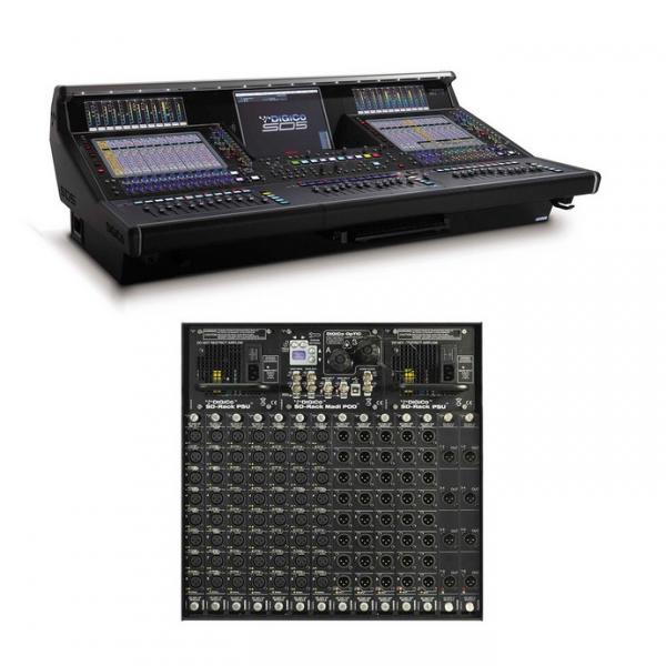 DiGiCo SD5 56EXHD TOURING SYSTEM Цифровая микшерная системв