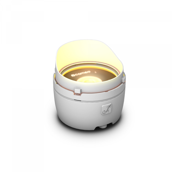 Cameo DROP B1 WH (white) аккумуляторный LED прожектор 1x15 W с W-DMX