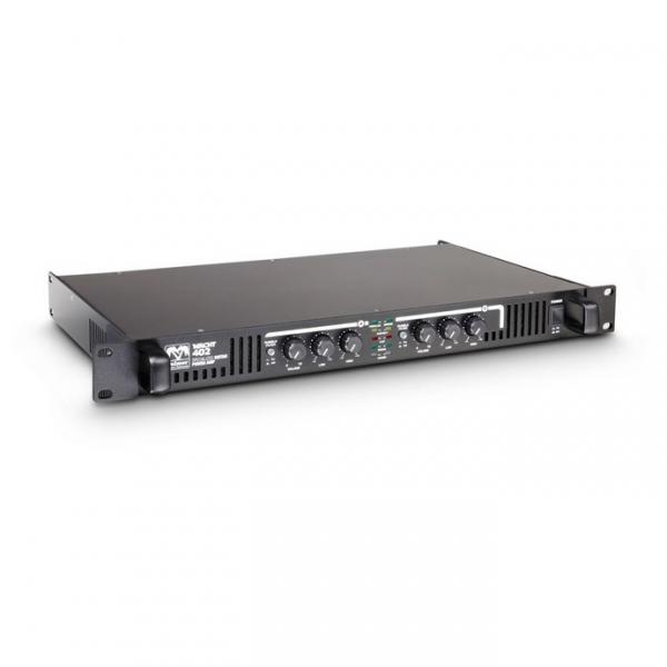 """Palmer Pro Audio MACHT 402 19"""" стерео усилитель мощности для гитары"""