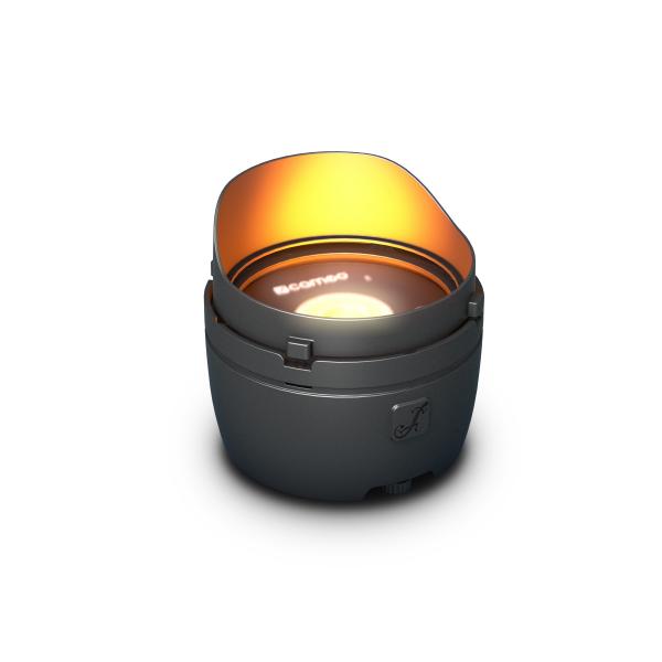 Cameo DROP B1 (black) аккумуляторный LED прожектор 1x15 W с W-DMX