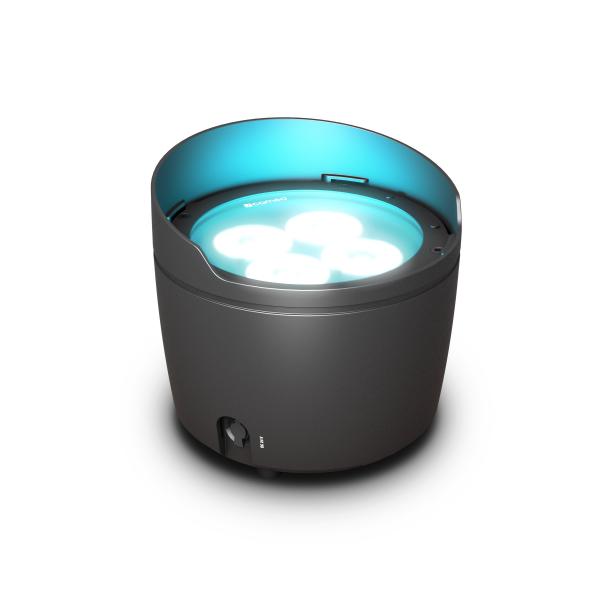 Cameo DROP B4 (black) аккумуляторный LED прожектор 4x15 W с W-DMX