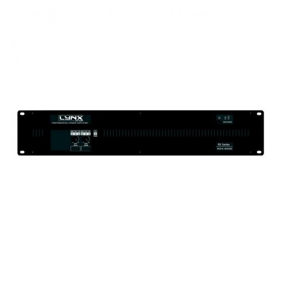 LYNX PRO AUDIO RS2-1500 Усилитель мощности 2-х канальный