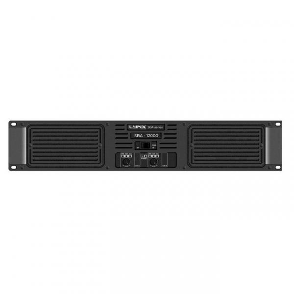 LYNX PRO AUDIO SBA-12000 Усилитель мощности 2-х канальный