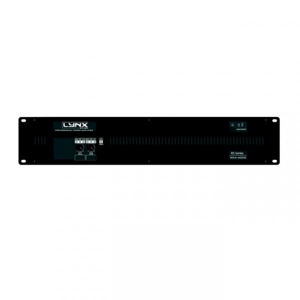 LYNX PRO AUDIO RS2-1000 Усилитель мощности 2-х канальный