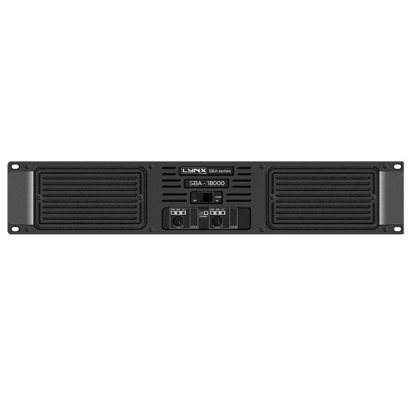 LYNX PRO AUDIO SBA-18000 Усилитель мощности 2-х канальный