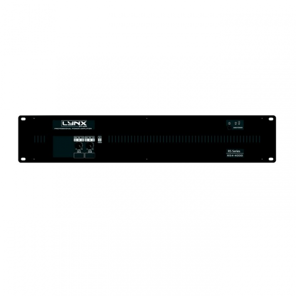 LYNX PRO AUDIO RS2-2000 Усилитель мощности 2-х канальный