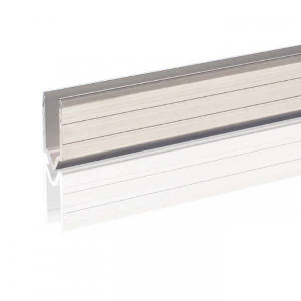 Adam Hall 6123M профиль П-образный для крышки кофра 9.5 мм