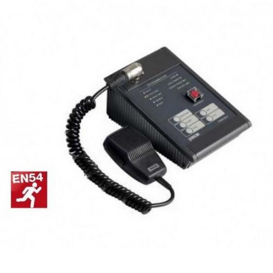 PASO PMB132-V Микрофонная станция для экстренных объявлений для систем СОУЭ