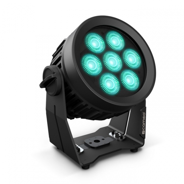 Cameo FLAT PRO 7 G2 прожектор 7x10W RGBWA LED IP65