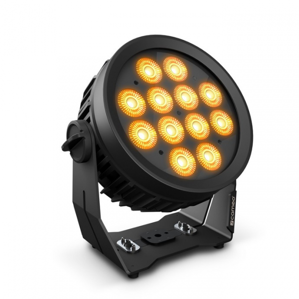 Cameo FLAT PRO 12 G2 прожектор 12x10W RGBWA LED IP65
