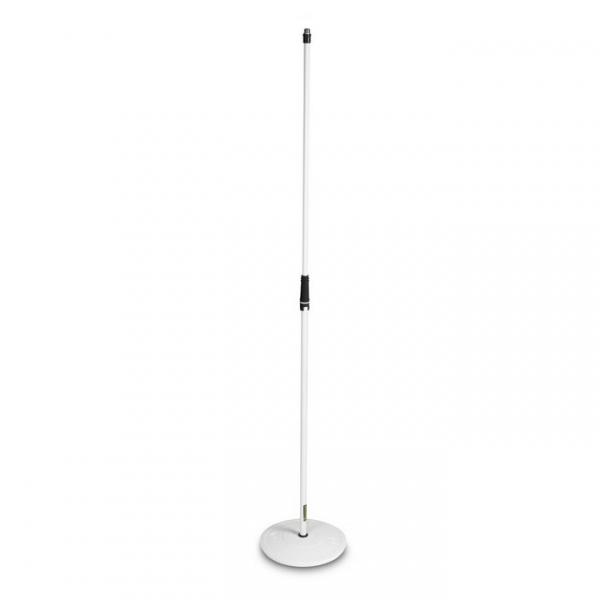 Gravity MS 23 W Прямая микрофонная стойка с круглым основанием