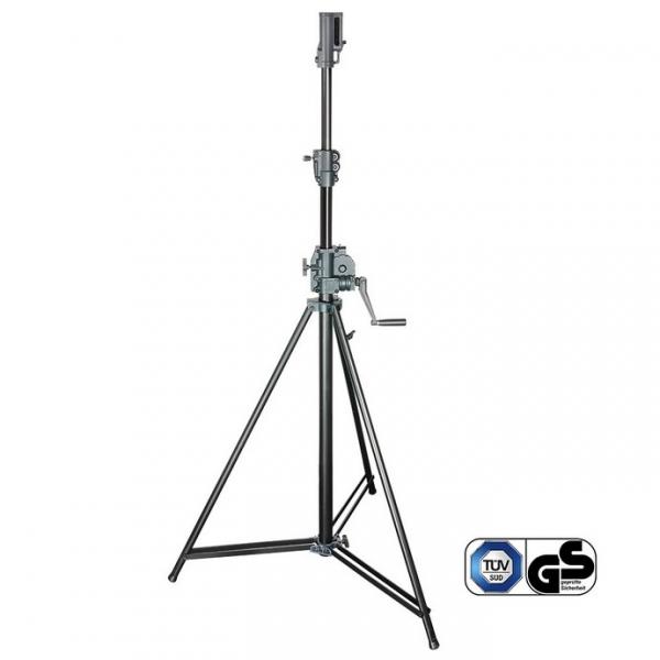 Adam Hall SWU 375 Стойка для световых приборов с лебедкой