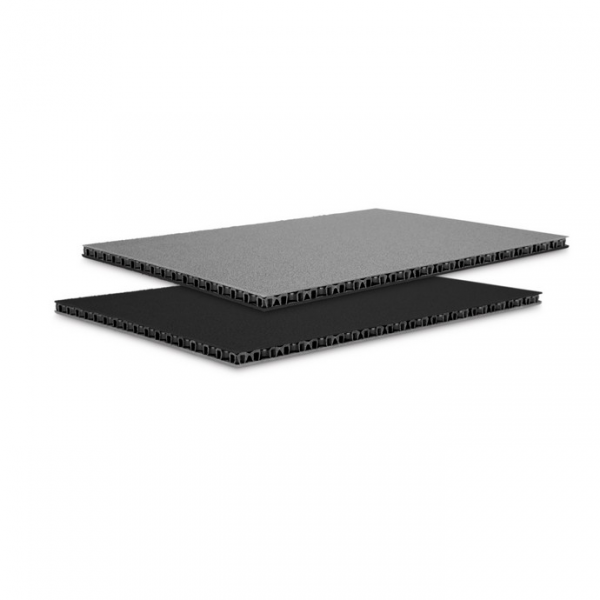 Adam Hall 0568 BG сэндвич-панель пластик двойной черный-серый 6,8 мм