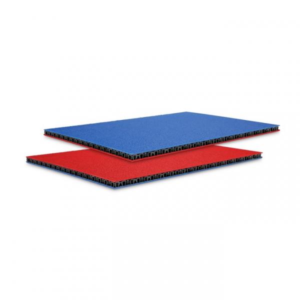 Adam Hall 0568 BLUR сэндвич-панель пластик двойной синий-красный черный 6,8 мм