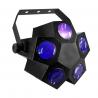 MUSIC & LIGHTS TURTLE прибор световой многолучевой