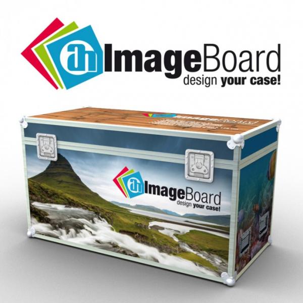 Adam Hall Imageboard 7 панели из березовой фанеры с принтами по индивидуальному заказу 7 мм