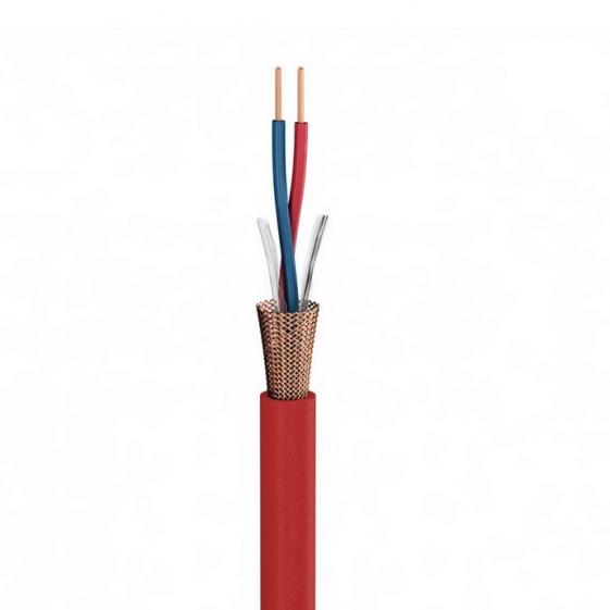 Adam Hall KMKP222R кабель микрофонный Omega Pro 2 х 0,22 мм²