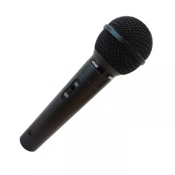 PASO M940 Динамический кардиоидный микрофон с выключателем