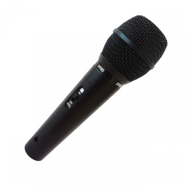 PASO M985 Динамический гипер кардиоидный микрофон с выключателем