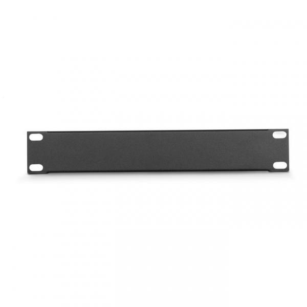 """Adam Hall 86221 STL Стальная панель 1U 9,5"""" для рэковой стойки 19"""" плоская"""