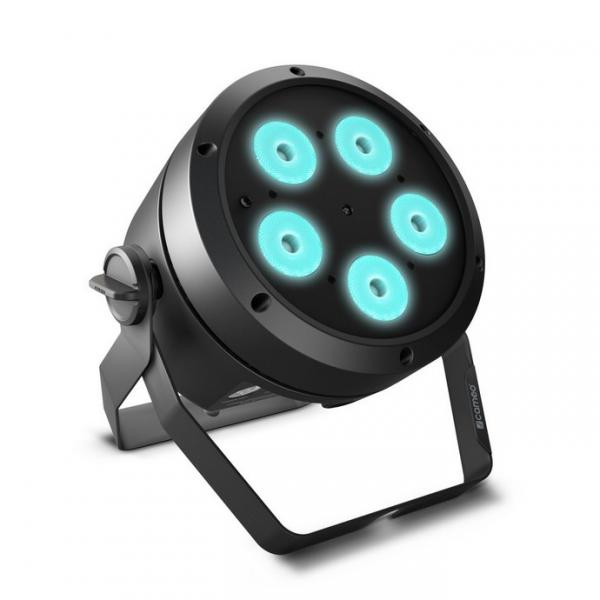 Cameo ROOT® PAR BATTERY аккумуляторный LED прожектор 5x4W RGBW PAR