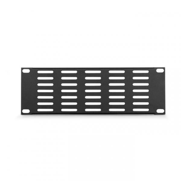 """Adam Hall 86222 VH  Вентиляционная панель 2U 9,5"""" с горизонтальными пазами  для рэковой стойки 19"""""""
