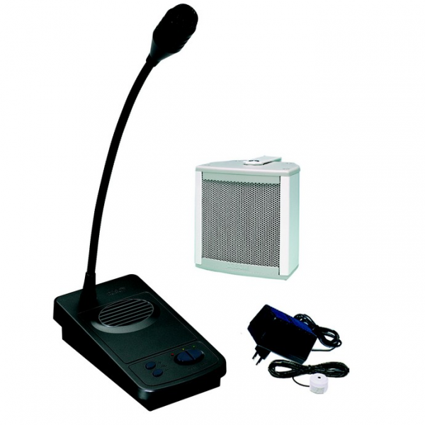 PASO ITC4000 Интерком система кассир-клиент